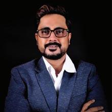 Akhilesh Kumar Rautray,Co-Founder & CEO