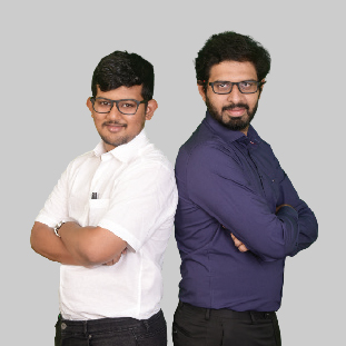 Sanath Kumar, Co-Founder & CEO,Pragadheesh Raj, Co-Founder & CTO