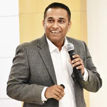 Debashish Ghosh,Vice President & Country HR Head