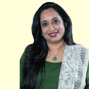 Reshma Shrinivas,Founder and Managing Director