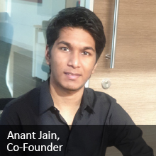 Ananth Jain, Co-Founder