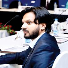 Jeet Chakarborty ,Managing Director