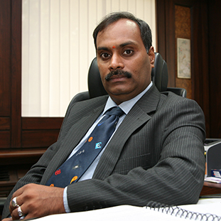 U V Phani Kumar,CEO