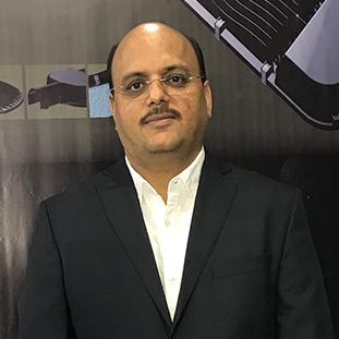 Rahul Nahar,Managing Director