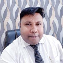 Sourav Mitra,Co-Founder