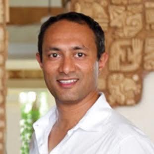 Naynesh Patel, EVP
