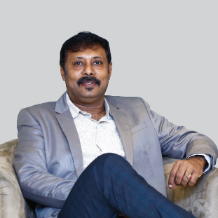 Sridharan Sivan,  Founder & CEO