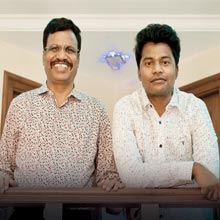Dhanasekaran, Founder and Director,RajarajanDhanasekaran, CEO & Director