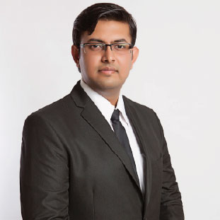 Kushal Rastogi ,  CEO