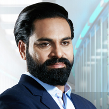 Sridhar Pinnapureddy,Founder & CEO