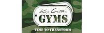 Kris Gethin Gyms