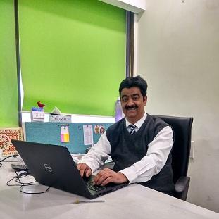 Ujwal Desai,COO