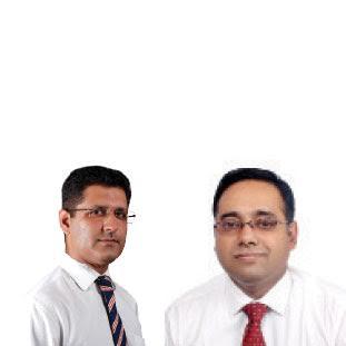 Dr. Divye Chhabra & Surjeet Thakur,CEO & Director – IT Strategy.