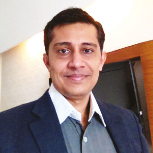 Ashish Patel,Founder& CEO