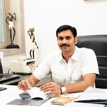 Shankar Ganesh,CEO