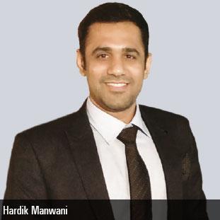 Hardik Manwani,Founder