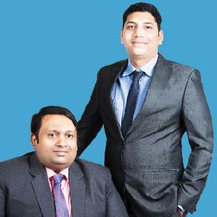 Kalyan Duvva & Surya Nistella,Founder &  Co-Founder