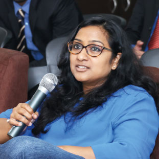 Megha Ajwani,Co-Founder