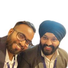 Jatinder Kumar,  Co-Founder,Nitinpal singh, Co-Founder