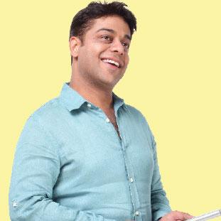 Anupam Oberoi,Managing Director
