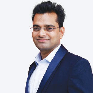 Santosh Kumar Kushawaha,Founder & CEO