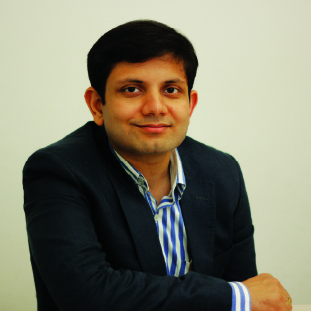 Vivek Srivastava,Co-Founder & CEO