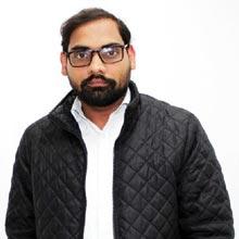 Amitesh Mishra,CEO