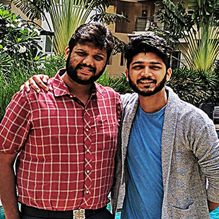 Ankit Kala & Nakul Jain,Co-Founders