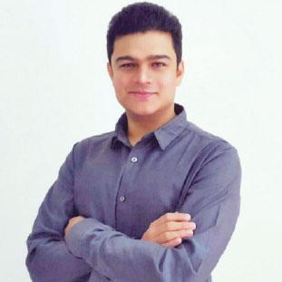 Rishabh Dev,Founder & CEO