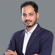 Vidit Goyal,Founder and CEO