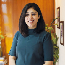 Sanchi Bhardwaj, Co Founder