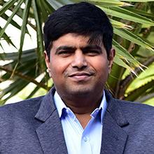 Anupam Chouksey,Pro- Chancellor