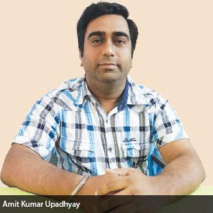 Amit Kumar Upadhyay,Founder