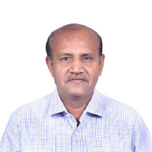Umesh Tank,Principal Surveyor