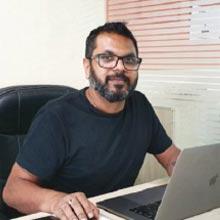 Bivash Chatterjee,Founder