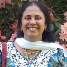 Jayashree Ashok,Founder & Director