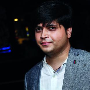 Ankit Gupta,Founder
