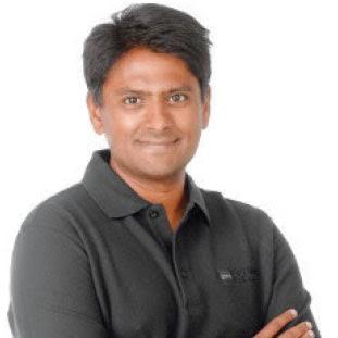 Dr. Paramesh Gopi, President & CEO