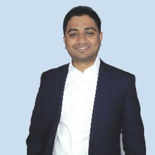 Sumit Mund, Founder & Director