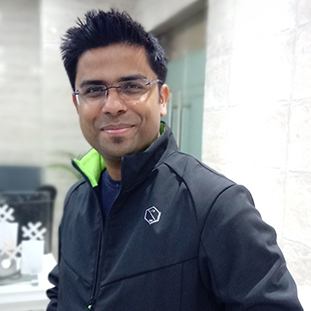 Ishank Gupta,Director
