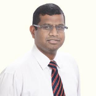 Dr. Ravi K Meruva ,Founder & Chairman