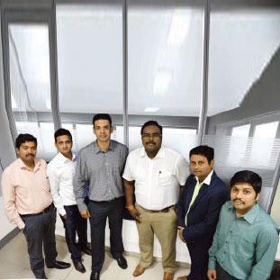 Sudip Saha,VP – Sales & Strategy.
