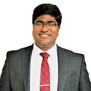 Priyam Mohanty, Founder & CEO