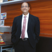 Captain Pankaj Chhetri                          ,CEO & Principal Marine Surveyor
