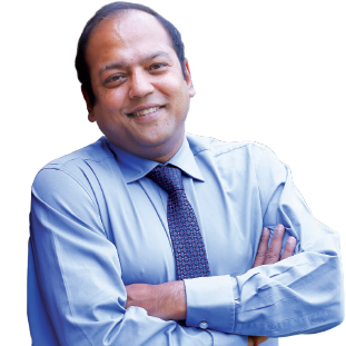Ajay Agrawal,  Founder and CEO
