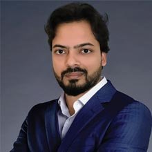 Rahul Kanotra,Founder & Director