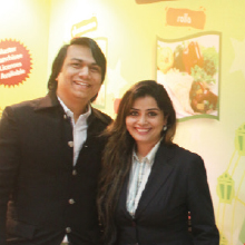 Manav Shital & Niti Agrawal,Directors