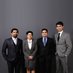 Vaishnavi Bhaskaran, Mahesh Arkalgud, Poornachandra Pattar, Chintan Chinnappa,  ,Managing Partners