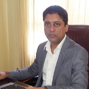 Hemant Kumar, Managing Director