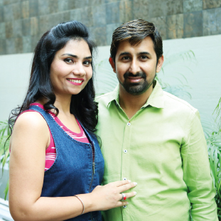 Sheela Seharawat & Rajiv Seharawat, Co-Founders